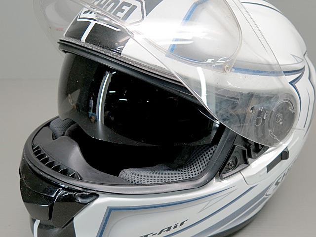 ★SHOEI GT-Air EXPANSE フルフェイスヘルメット Lサイズ SW1418_画像6