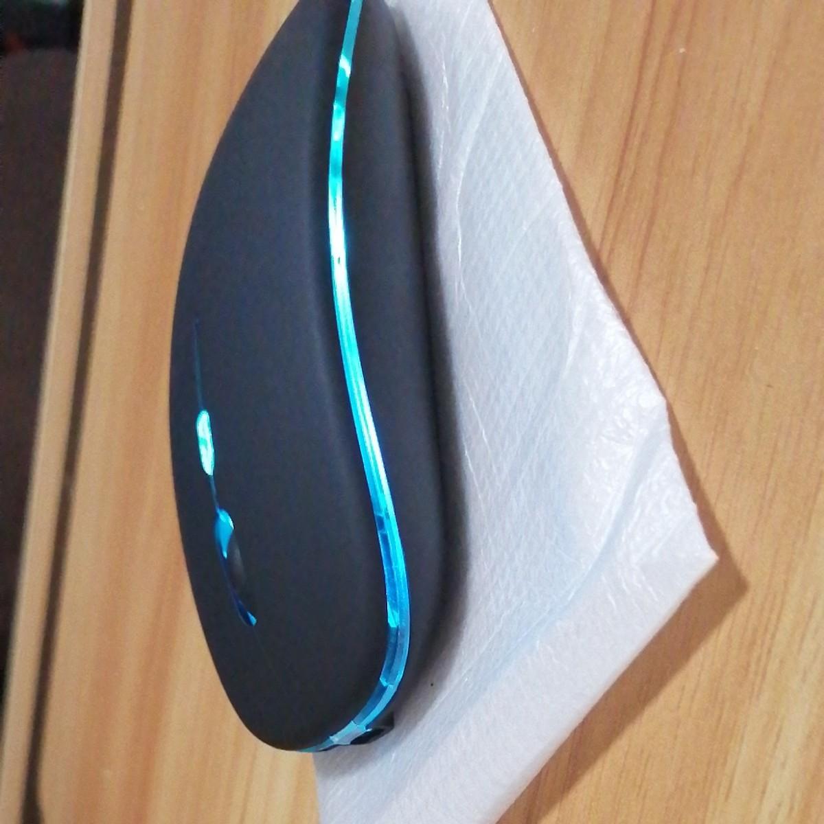 ワイヤレスマウス 光学式マウス 無線マウス レーザーマウス 静音 USB