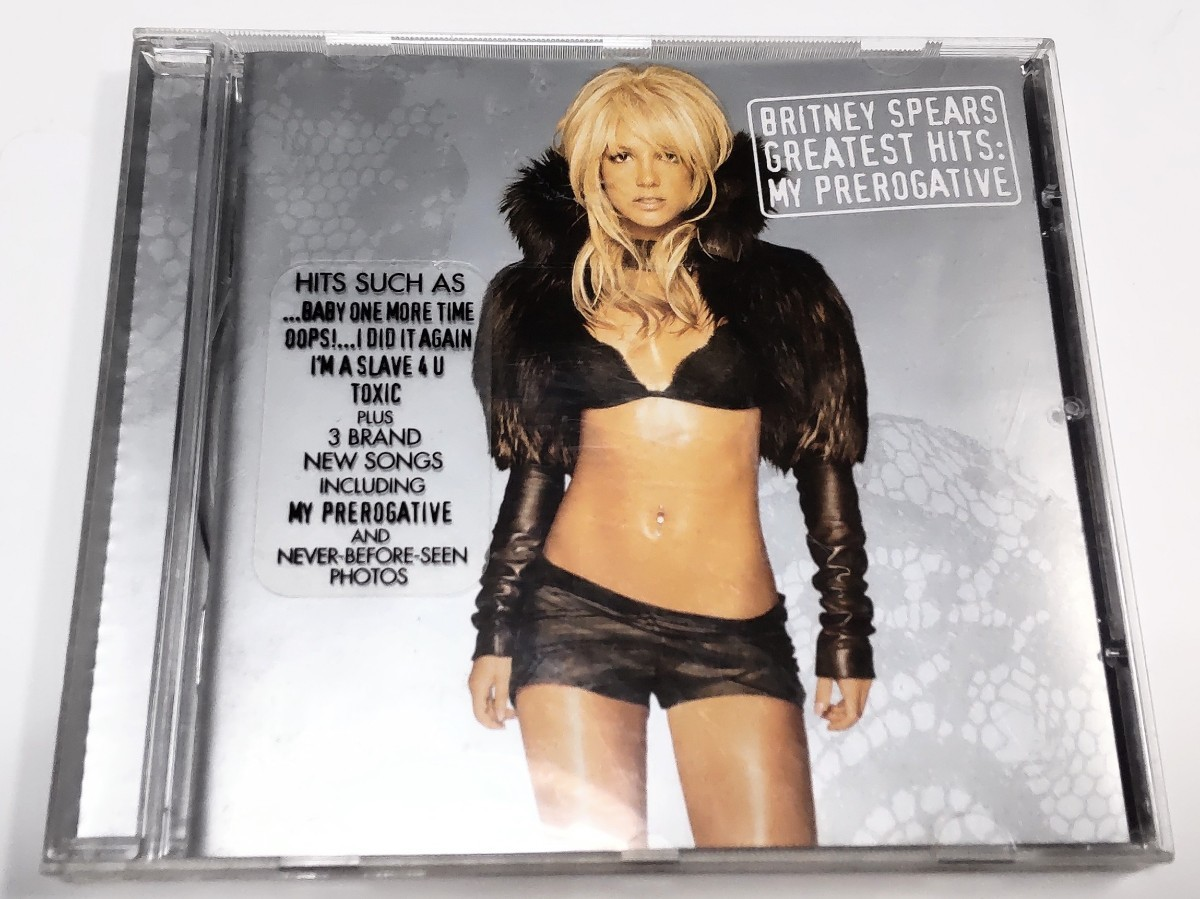 Greatest Hits: My Prerogative/Spears Britney ブリトニースピアーズ CDアルバム ブリ