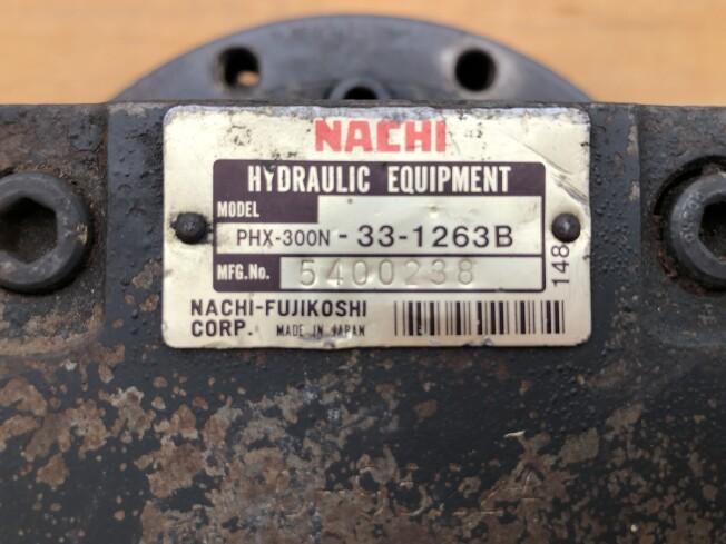 「パーツ/建機その他 その他メーカー その他 NACHI PHX-300N-33-1263B(8)」の画像2