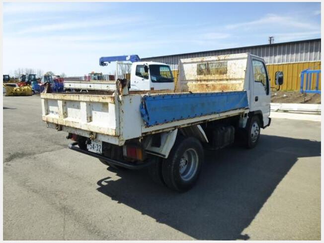 「ダンプ車 いすゞ エルフ PB-NKR81AD 2006年製 81433km」の画像3