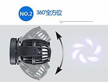 Zxtgy★SW2(2500L/H) METIS ウェーブポンプ 水流ポンプ 水中ポンプ 水槽ポンプ アクアリウム ワイヤレス _画像4