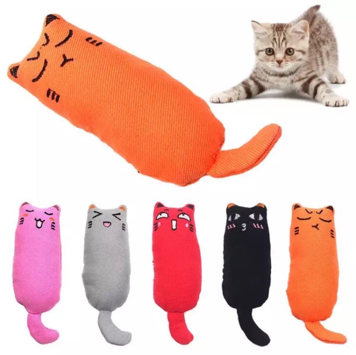 猫用 おもちゃ 蹴りぐるみ