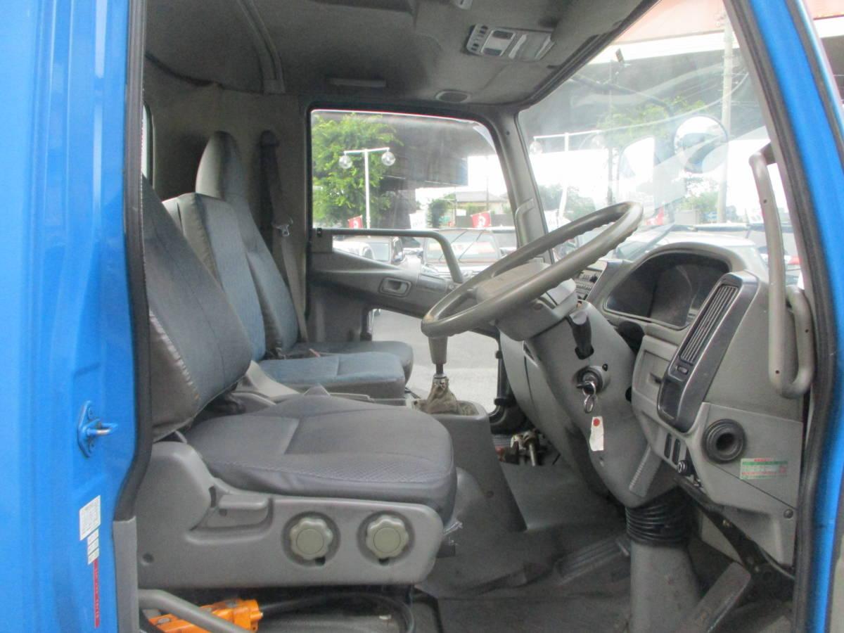 「即決12年9月ファイター脱着装置付きコンテナ専用車(アームロール)・ヒアブマルチリフト・ナンバー付き・NOX適合」の画像3