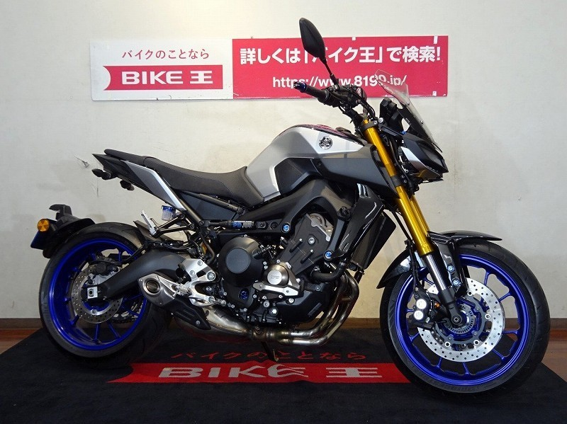「MT-09 SP【ABS装備パフォーマンスダンパ-】」の画像3