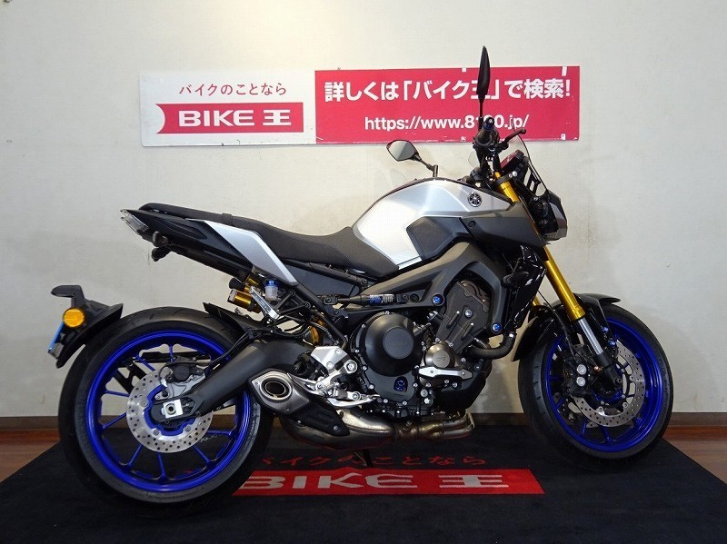 「MT-09 SP【ABS装備パフォーマンスダンパ-】」の画像2