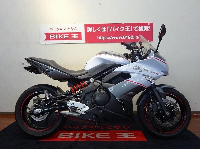 「Ninja400R 【Special Editionフェンダーレス・E/Gスライダー等カスタム多数】」の画像1