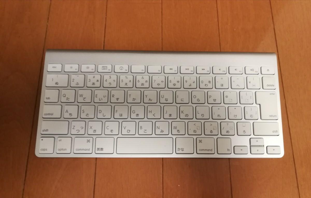 APPLE ワイヤレスキーボード A1314 Apple Keyboard Wireless ワイヤレスキーボード