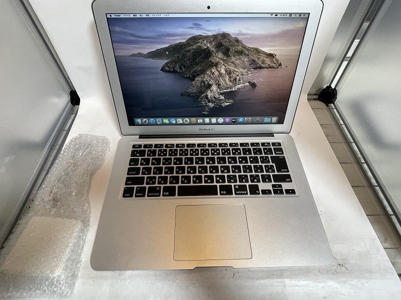 *極美品 Apple MacBook Air 2017 A1466 Core i5 5350U/13.3インチ/Win 10 Pro/Win 7 Pro
