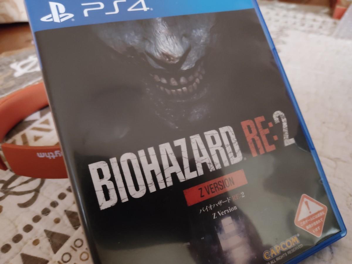 バイオハザードRE2 PS4