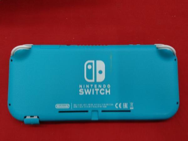【初期化済み】Nintendo Switch Lite ターコイズ 【一部傷汚れあり】ニンテンドースイッチライト本体_画像2