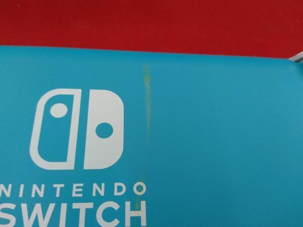 【初期化済み】Nintendo Switch Lite ターコイズ 【一部傷汚れあり】ニンテンドースイッチライト本体_画像3