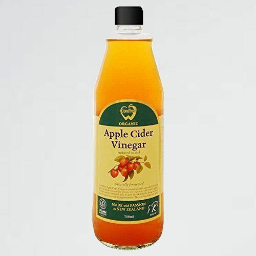未使用 新品 純りんご酢 アップルサイダ-ビネガ- J-OO 有機JAS認定 オ-ク樽熟成 750ml ニュ-ジ-ランド産オ-ガニック_画像1