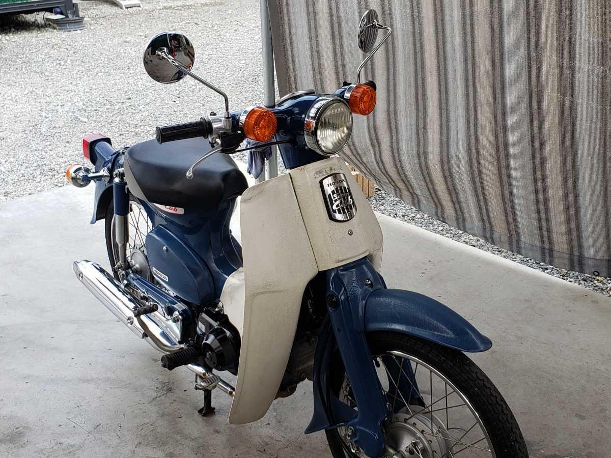 「★★★スーパーカブ50★インジェクション車★プチカスタム★★★」の画像1