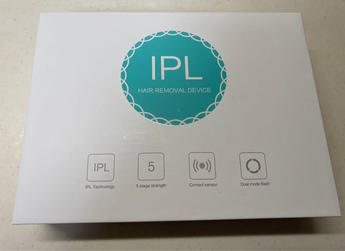 IPL光脱毛器 レーザー脱毛器 永久脱毛 家庭用脱毛器 5段階調整 液晶LCD 全身用 美肌にエステサロン