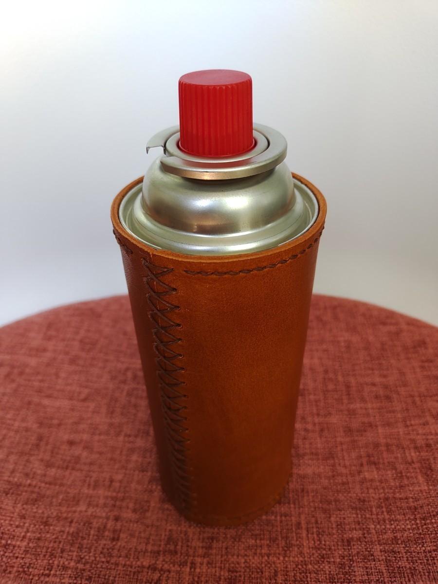 CB缶カバー(ガス缶カバー) &スキレット持ち手カバーセット