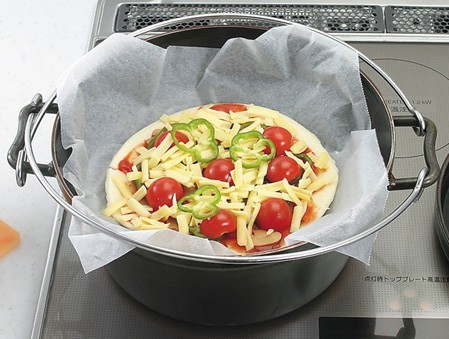 タッチオーブン底上げネット 12インチ用 ダッチオーブン パーツ 部品 アクセサリ アウトドア キャンプ 調理