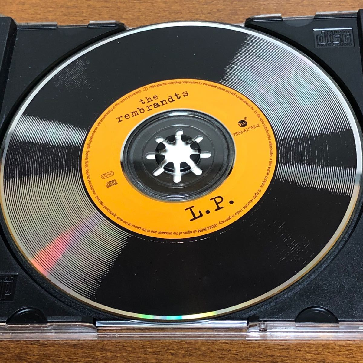 CD, THE REMBRANDTS L.P. 中古CD