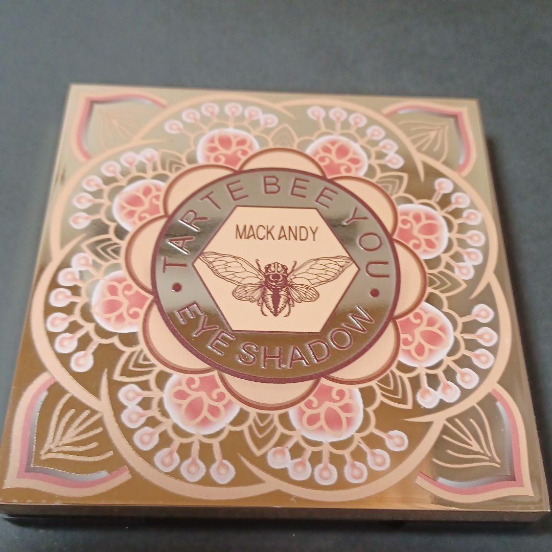 蜂の巣 アイシャドウパレット グリッター ラメ 中国コスメ 韓国コスメ好き ゴールド