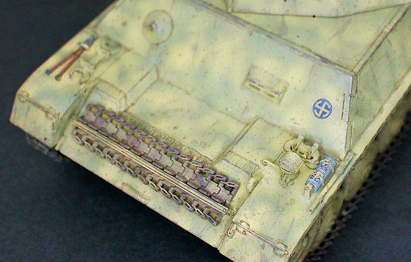 ■完成品■ホビーボス 1/35 統制型車台 Ⅲ/Ⅳ号戦車_画像9