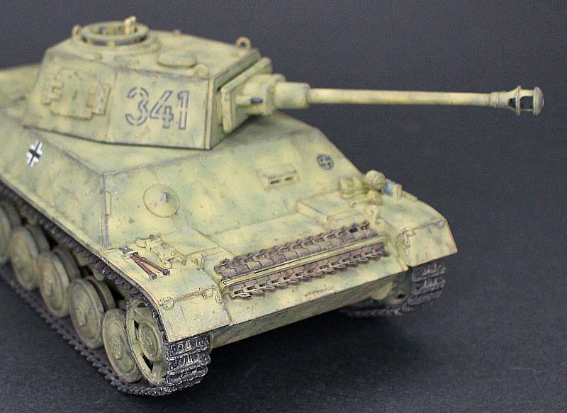 ■完成品■ホビーボス 1/35 統制型車台 Ⅲ/Ⅳ号戦車_画像7