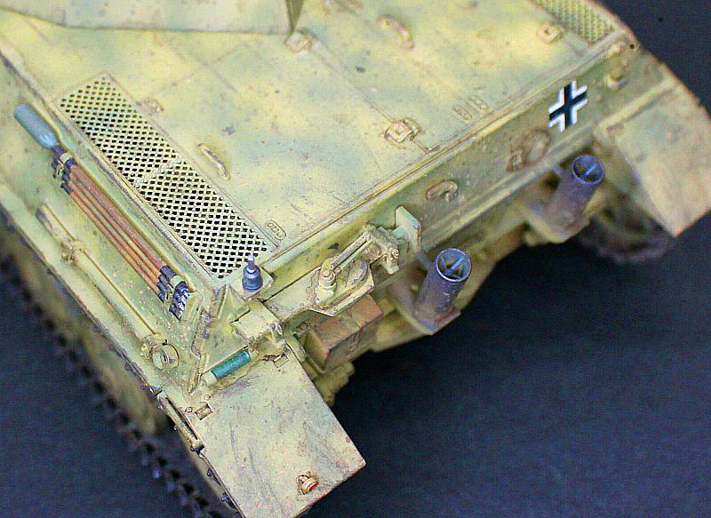 ■完成品■ホビーボス 1/35 統制型車台 Ⅲ/Ⅳ号戦車_画像10