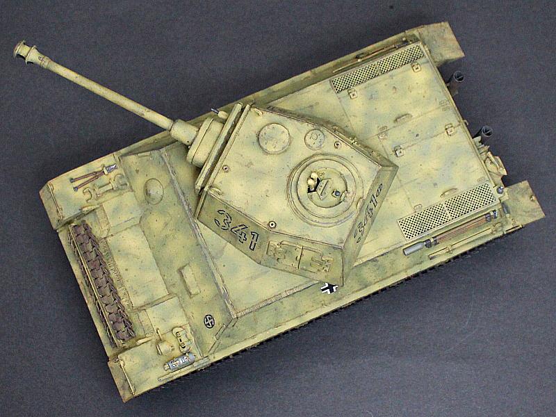 ■完成品■ホビーボス 1/35 統制型車台 Ⅲ/Ⅳ号戦車_画像6