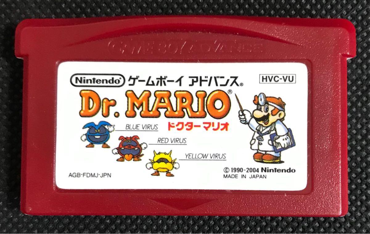 【GBA】ドクターマリオ