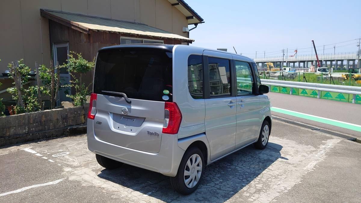 「動画でご説明してます!石川県から!まだまだ新しい!26年タント 車検受けてからお渡し2年付 エコアイドル 両側スライドドア 内装外装綺麗な車」の画像2