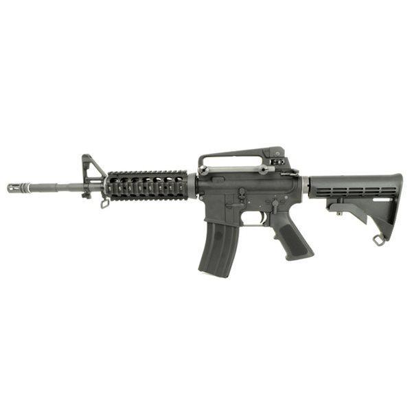 WE-TECH M4 RIS ガスブローバックガン ブラック