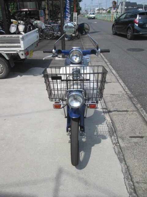 「中古現状車 HONDA プレスカブ 50㏄ (こば)」の画像3