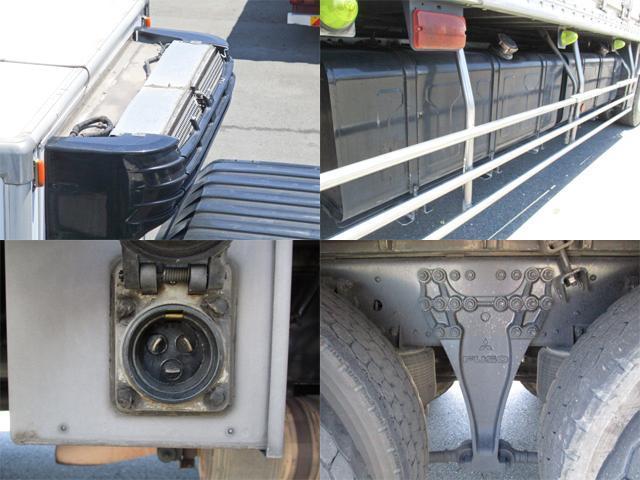 「H19 三菱ふそう スーパーグレート 冷凍車 冷蔵車 ジョルダー キーストン #KS8624」の画像3