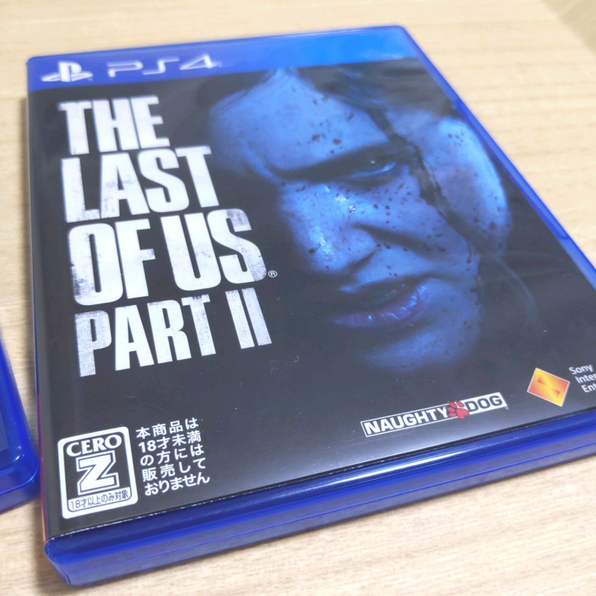 PS4ソフト ラストオブアス 1&2 THE LAST OF US