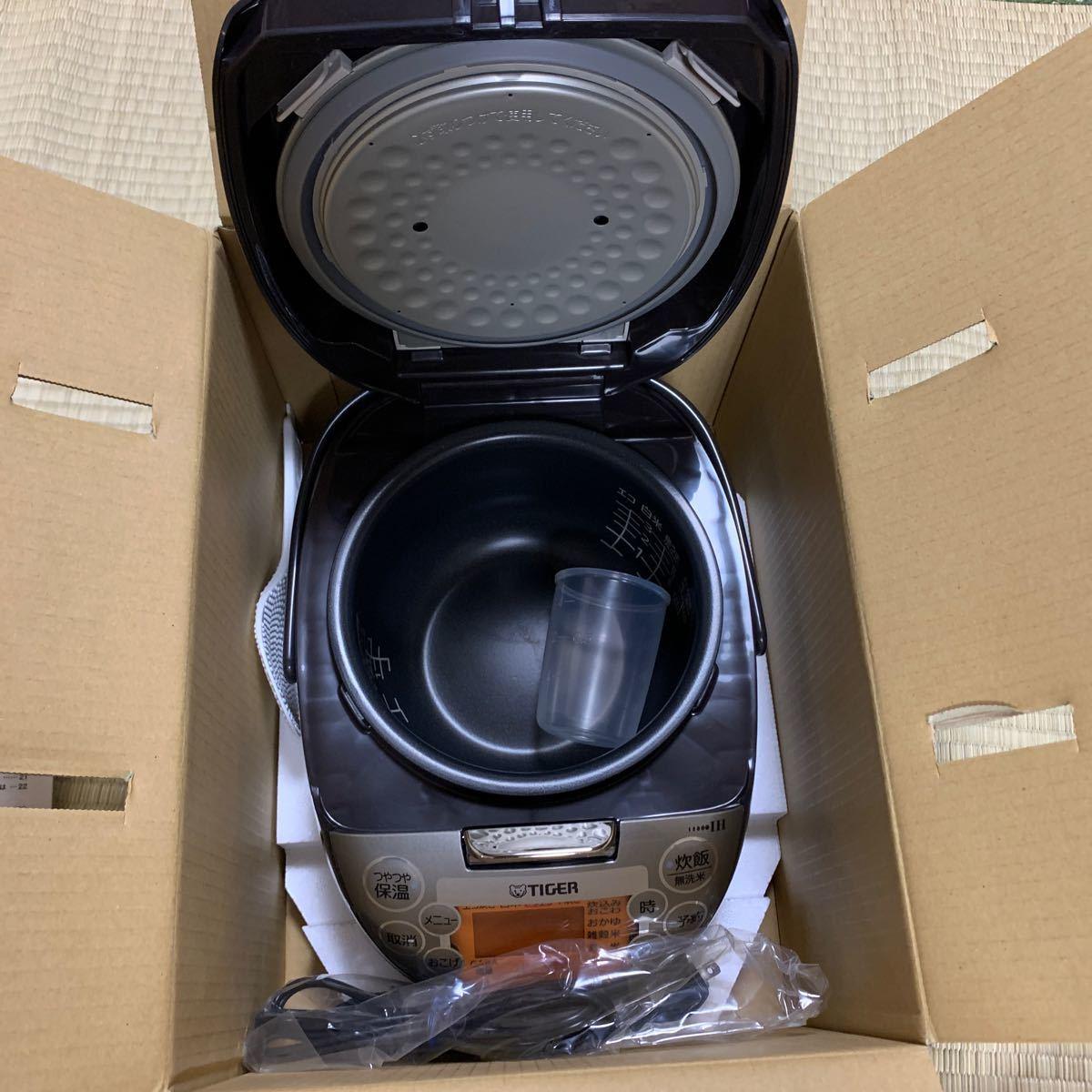 TIGER 炊きたてミニ JKO-G550-T (ブラウン)
