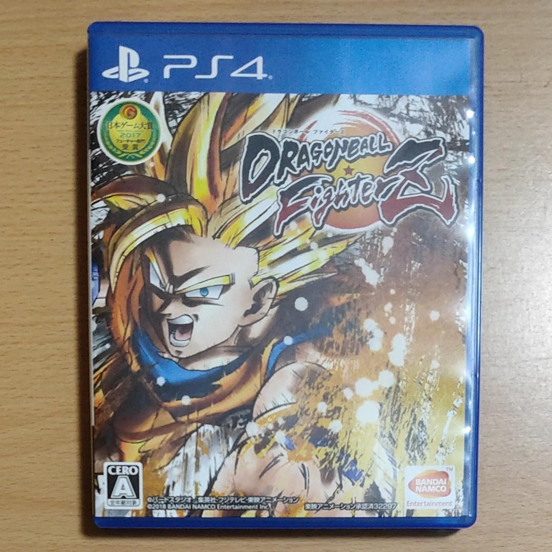 PS4ソフト ドラゴンボールファイターズ