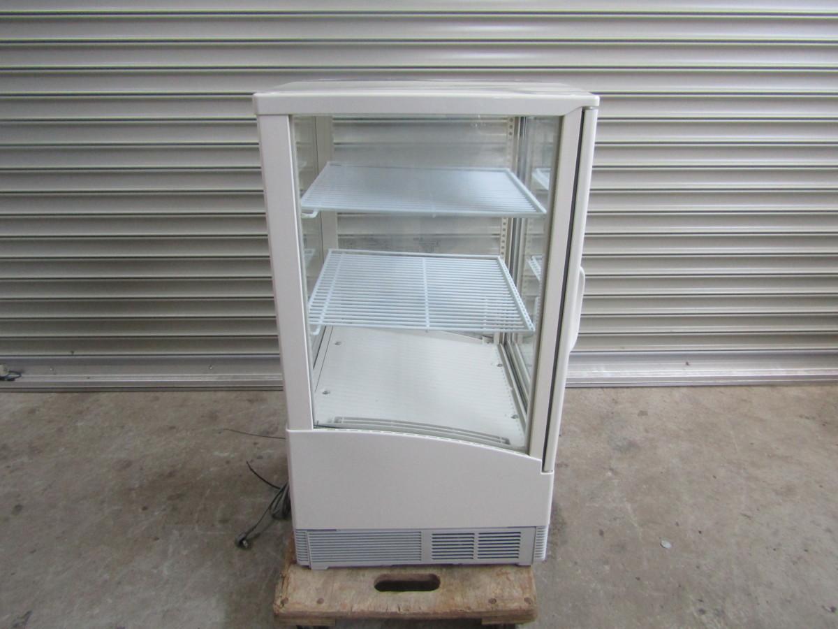 ★【卓上型冷蔵ショーケース4面ガラス】SMR-CZ65F パナソニック 2018年製 中古_画像6