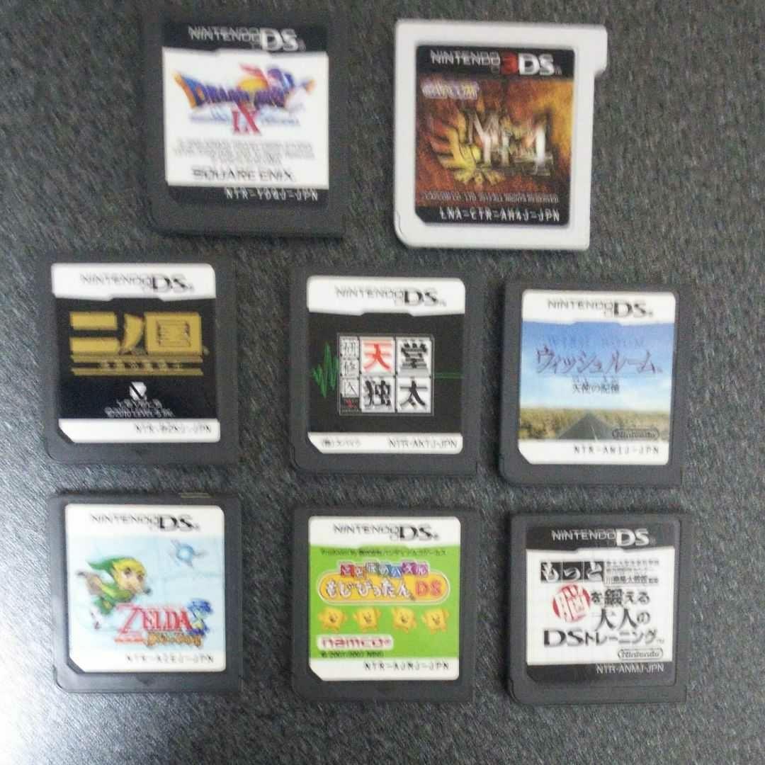 ニンテンドー DSソフト 3DSソフト まとめ売り