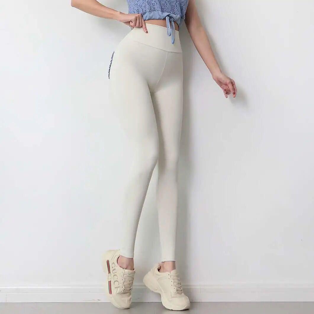 桃尻 美尻 かわいい ヨガレギンス ヨガウェア ヨガパンツ 日本未発売 レギンスパンツ フィットネス 美脚 伸縮性