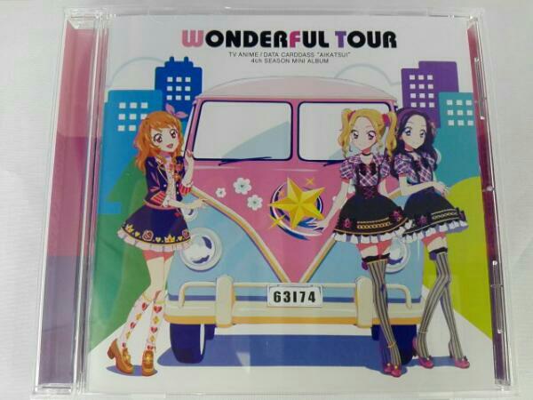 AIKATSU☆STARS! アニメ「アイカツ!」4th挿入歌「Wonderful Tour グッズの画像