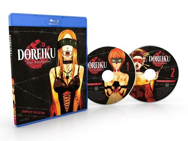 【送料込】奴隷区 The Animation 全12話 (北米版 ブルーレイ) Doreiku The Animation blu-ray BD