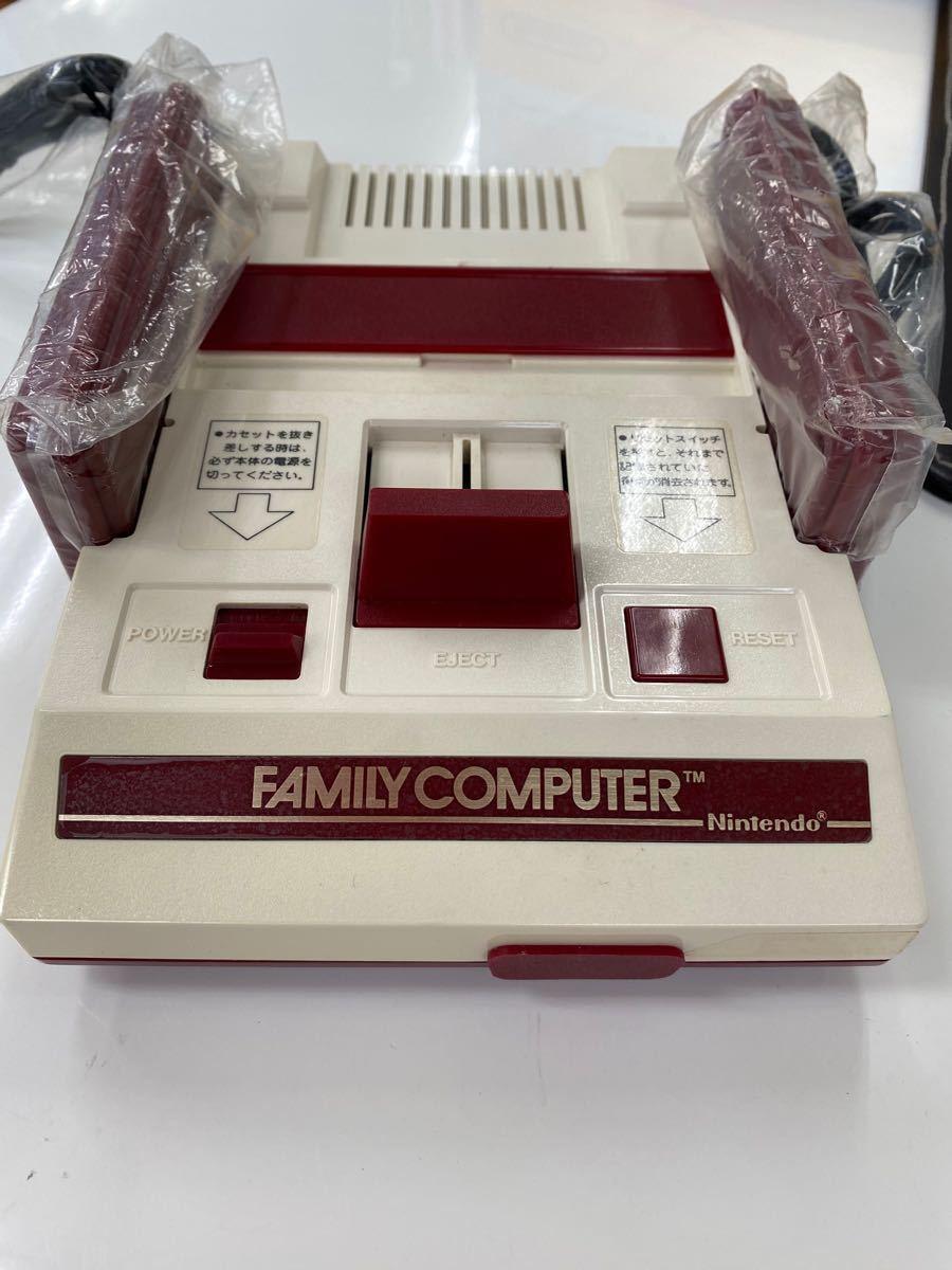 ファミリーコンピュータ 任天堂