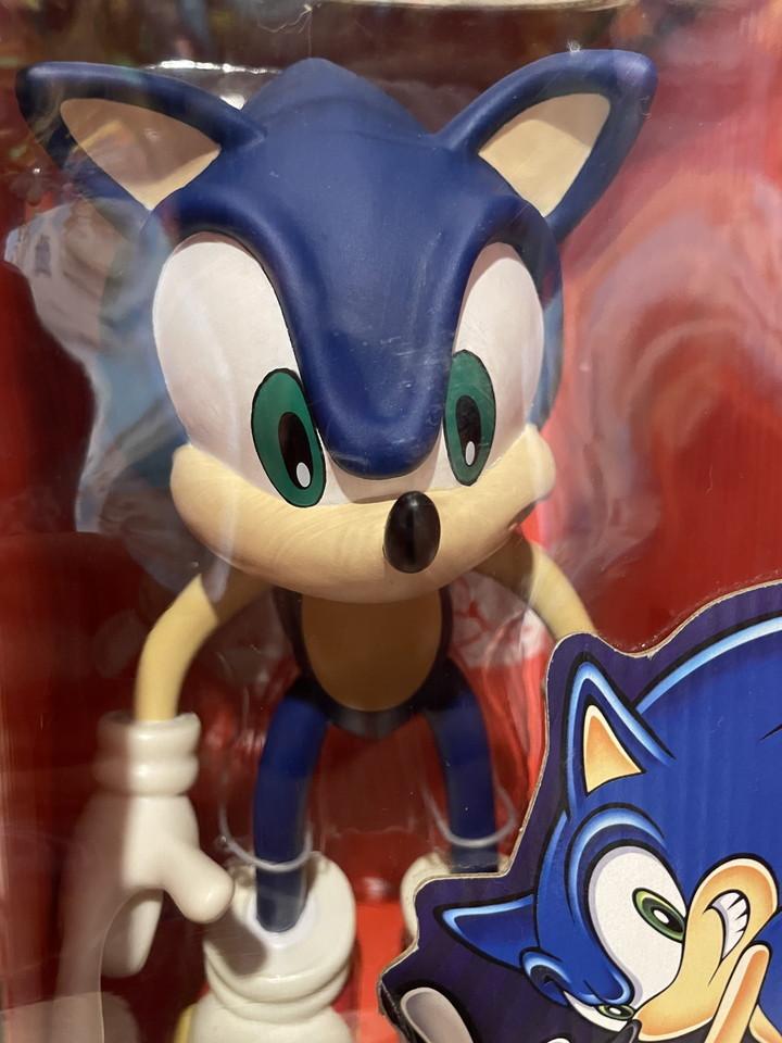 ☆1990年代/Sonic Adventure/フィギュア/ソニック・ザ・ヘッジホッグ/ソニックアドベンチャー/未開封ビンテージ即決USAレア☆_画像2