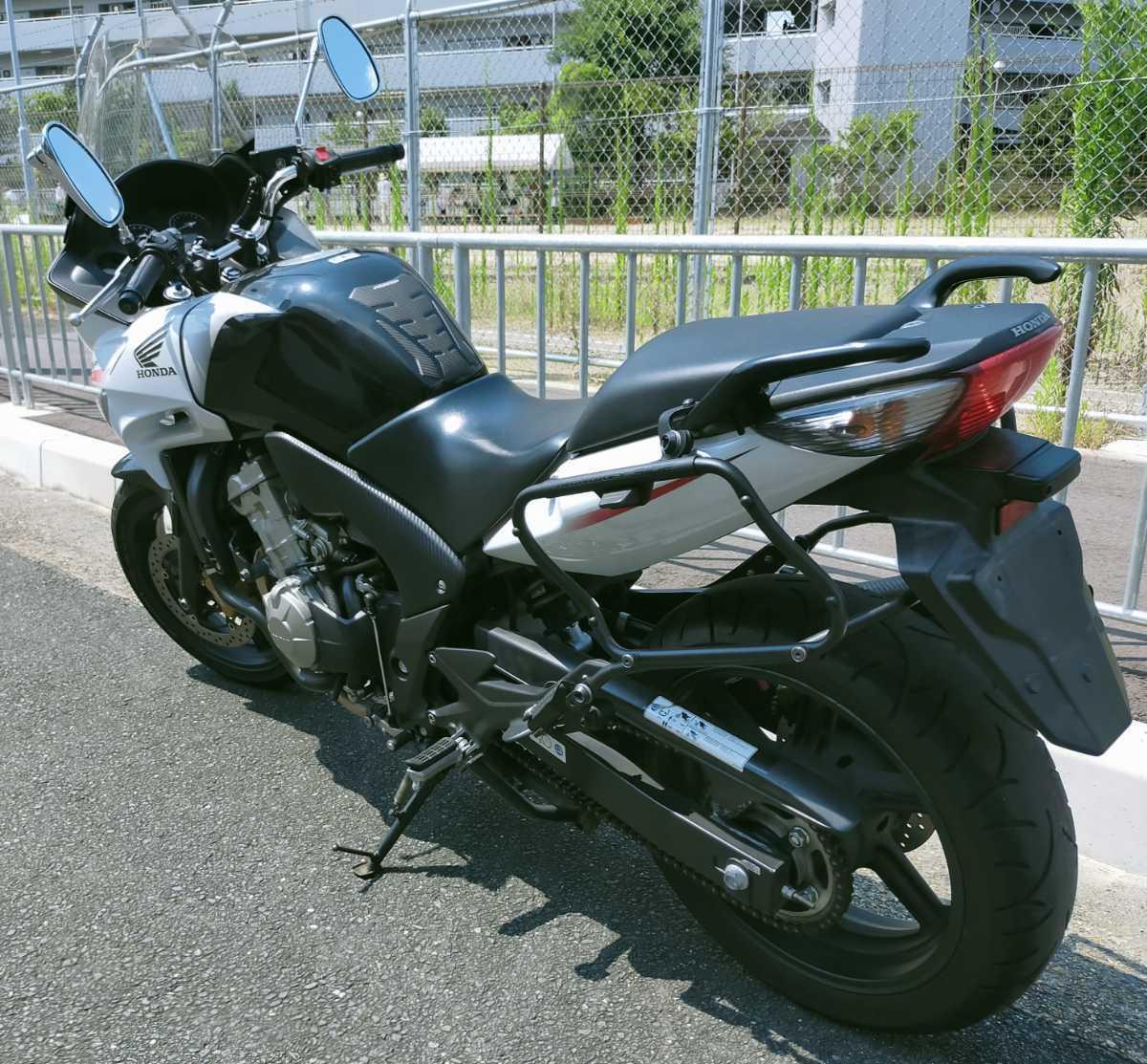 「即決で送料込CBF600S ABS.ETC 検)CBR600RRエンジン搭載 ホーネット600 gsx-s ninja cb600r mt cbr600f z」の画像2