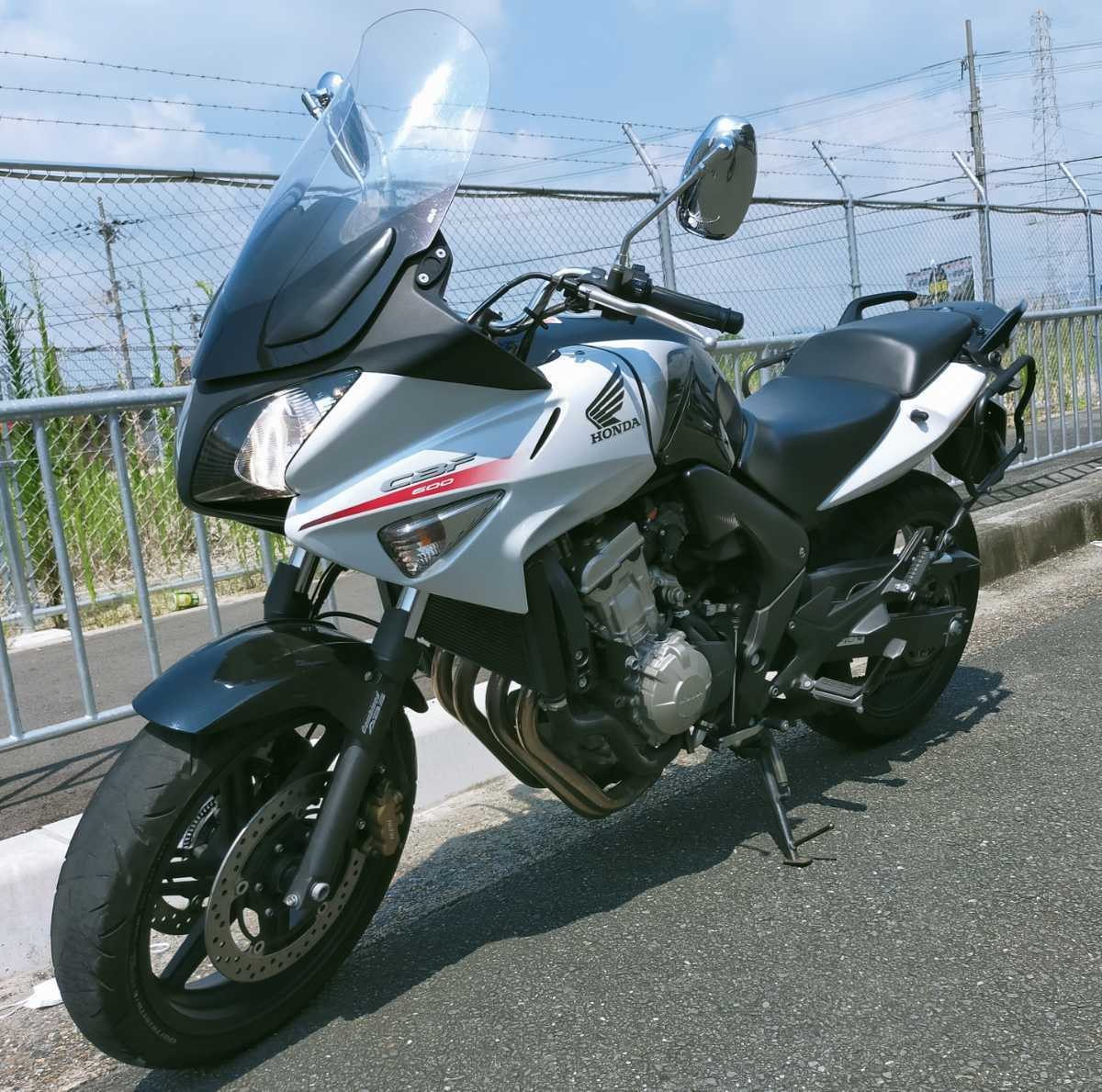 「即決で送料込CBF600S ABS.ETC 検)CBR600RRエンジン搭載 ホーネット600 gsx-s ninja cb600r mt cbr600f z」の画像1