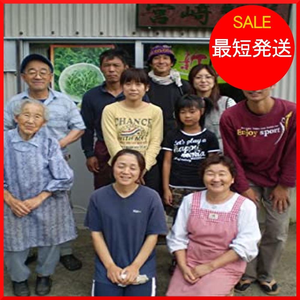 【在庫限り】 食べる緑茶 粉末茶 無農薬栽培 kIK1K 有機JAS認定 70g 宮崎茶房_画像2