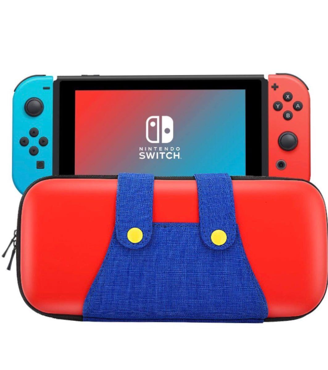 Nintendo Switchニンテンドースイッチマリオケース