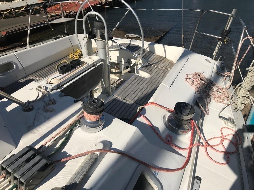 「ベネトー オセアニス390 大型ヨット」の画像3