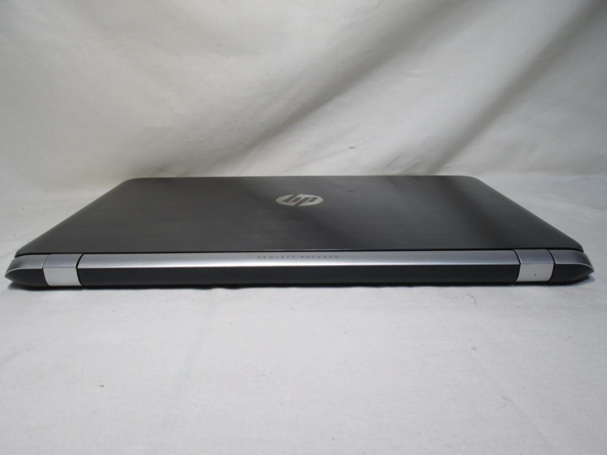HP Pavilion 15-n210TU G0A11PA#ABJ Core i5 4200U 1.6GHz 4GB 500GB 15.6インチ DVDマルチ ジャンク [79732]_画像5
