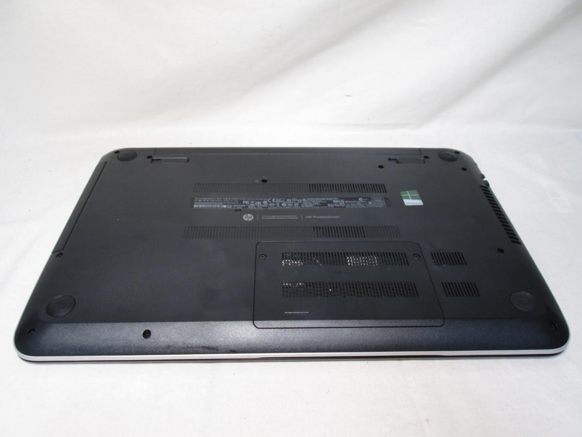 HP Pavilion 15-n210TU G0A11PA#ABJ Core i5 4200U 1.6GHz 4GB 500GB 15.6インチ DVDマルチ ジャンク [79732]_画像7