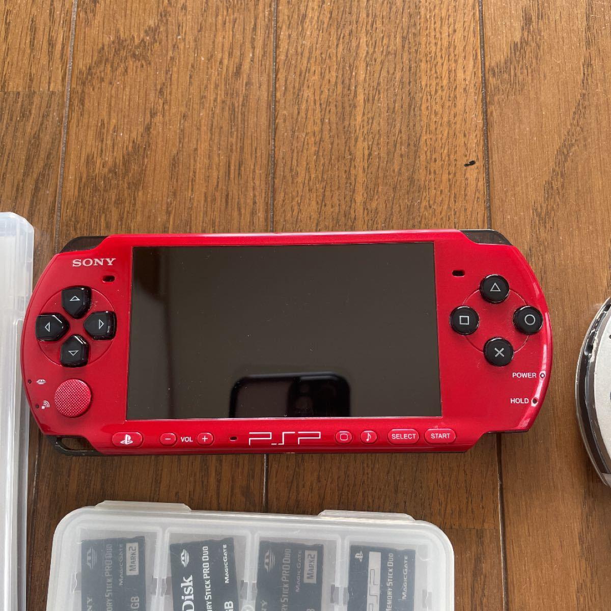 プレイステーションポータブル  PSP本体 ソフト SONY